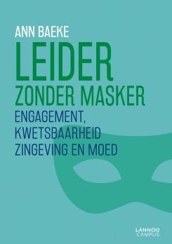Cover Boek Leider zonder masker