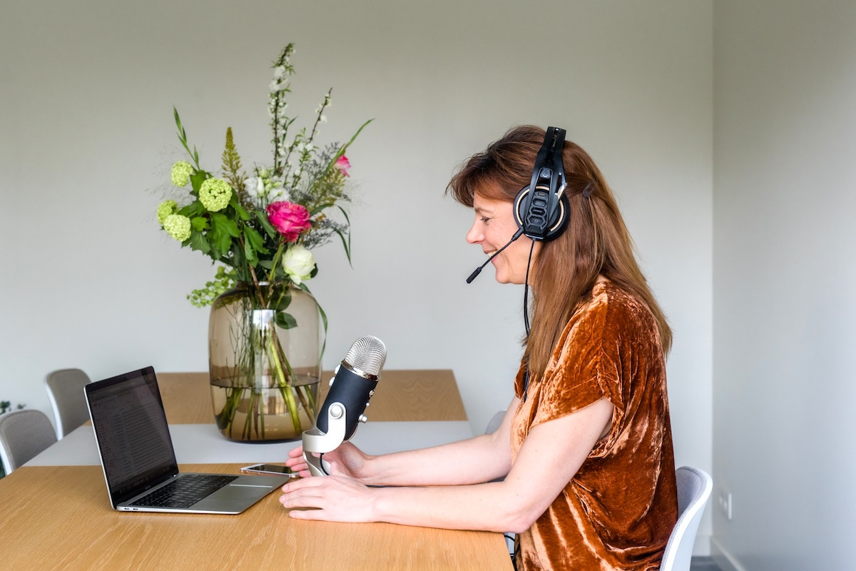 Ann Baeke - Natural Leadership - Online Programma De kracht van Sensitieve leiders